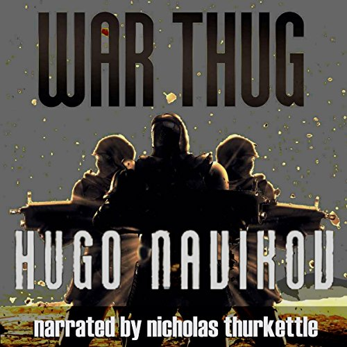 War Thug audiobook cover art