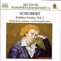 Schiller-Lieder Vol. 1
