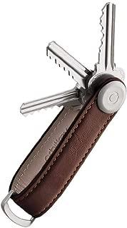 Orbitkey Leather 2.0 Key Organiser Espresso/Brown