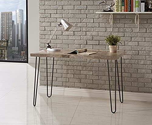 Industrial Style Writing Desk by Hollywood Home