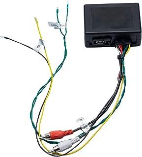 N A BOOYES Glasfaser Decoder für die meisten Autoradio Radio, Mercedes Benz E CLS SLK SL S CLL Serie (W219 W211 W171) (? 2008)