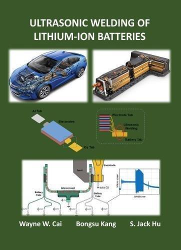 Ultrasonic Welding Lithium Ion Batteries Wayne