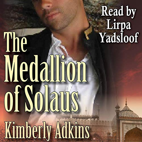 The Medallion of Solaus audiobook cover art