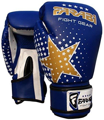 Farabi Star Kids Boxing gloves b...