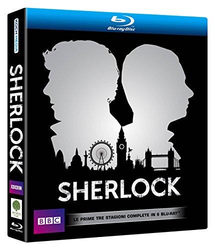 Sherlock Stg 1-3 (Box 6 Br)