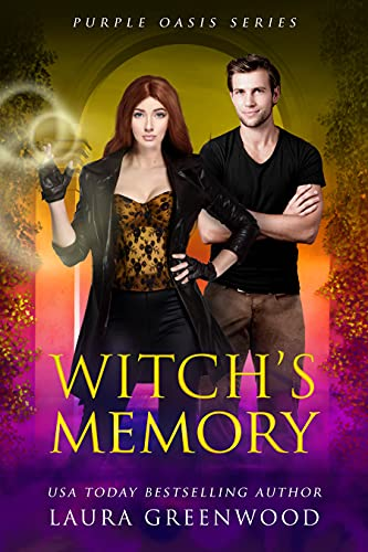 Witch's Memory Laura Greenwood Purple Oasis