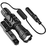 Top 10 Tactical Flashlight with Mounts