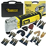 SabreCut SCMTK400 400W Oscillating Multitool with 39 Mixed Accessories...