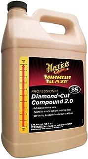 Meguiars White Standard M8501 Diamond Cut Compound