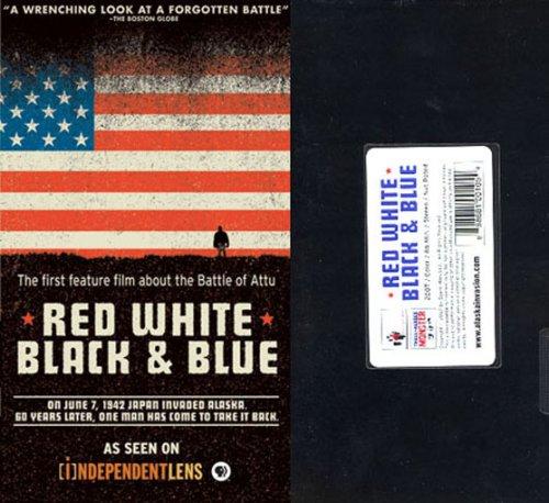 Red White Black & Blue [VHS]