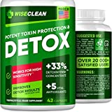 Detox Cleanse - Liver Detox Support Supplement - USA Made - Colon Detox Pills for Women & Men with Milk Thistle - 7 Day...