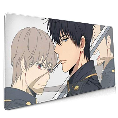 Mouse Pad Gintama Large Mouse Pad, Gaming Mouse Pad, Non-Slip Mouse Pad, Home Mouse Pad, Office Mouse Pad 40 X 90 cm (15.8x35.5 Inches)