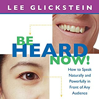 Be Heard Now! cover art