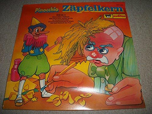 Pinocchio Zäpfelkern/ Auditon / Ovp/ Vinyl-LP