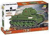 COBI- HC WWII / 2703 / Panzer Vi Tigre 1:48 326 KL. (COBI-3061)