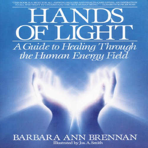 Hands of Light audiobook cover art