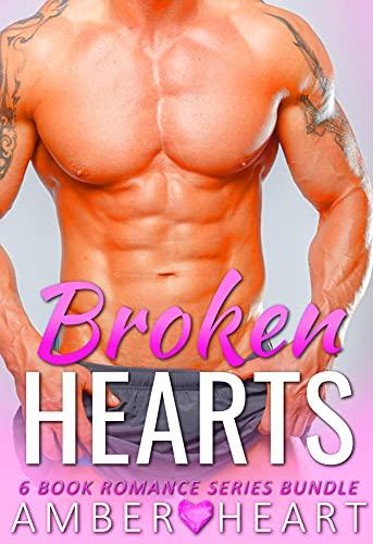 Broken Hearts: 6 Book Romance Series Bundle (English Edition)