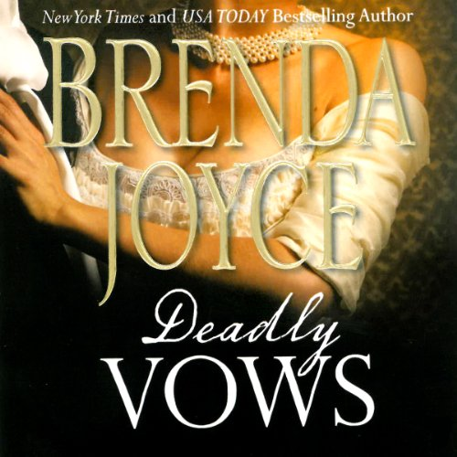 Deadly Vows audiobook cover art