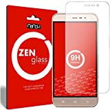 ZenGlass Flexible Glas-Folie kompatibel mit Medion Life E5006 Panzerfolie I Bildschirm-Schutzfolie 9H
