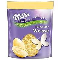 Milka Feine Eier Weisse 1