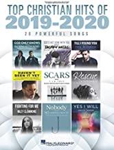 Top Christian Hits of 2019-2020 Piano/Vocal/Guitar Songbook