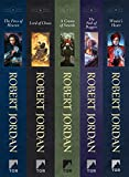 The Wheel of Time, Books 5-9: (The Fires of Heaven, Lord of Chaos, A Crown of Swords, The Path of Daggers, Winter's Heart) (English Edition)