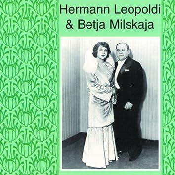 Hermann Leopoldi & Betja Milskaja