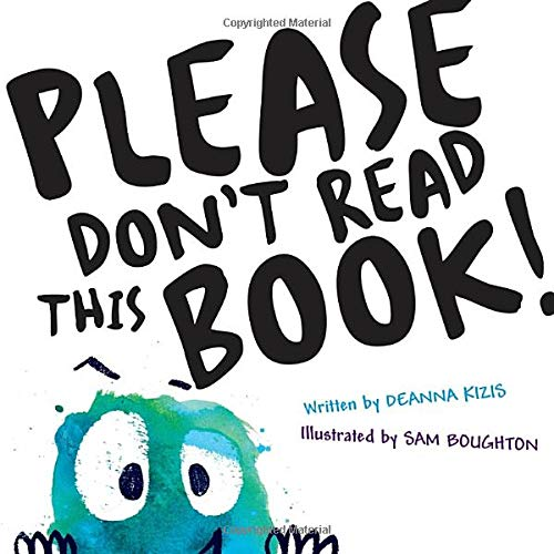 Image of Please Don't Read This Book
