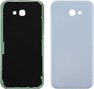غطاء خلفي لبطارية لينغلاند لهاتف جالاكسي A7 (2017) / A720 (أسود) أغطية خلفية للهاتف الخلوي (اللون: أزرق)