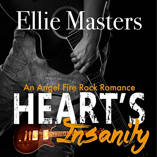 Heart's Insanity: An Angel Fire Rock Romance audiobook cover art