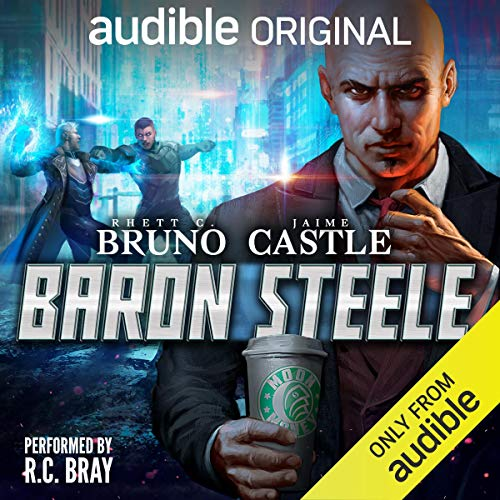 Baron Steele cover art