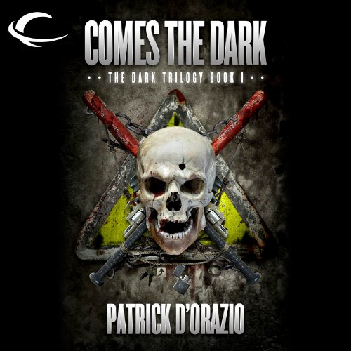 Comes the Dark audiobook cover art