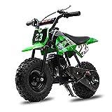 Fit Right FRP DB002 50 CC 2-Stroke Dirt Bike, Mini Kid Dirt Bike W/EPA...