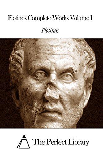 Plotinos Complete Works Volume I (English Edition)