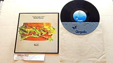 Jack Bruce Bill Lordan Robin Trower B.L.T. - bb2222b - Chrysalis Records 1977 - 1 Used Vinyl LP Record - 1981 Pressing CHR 1324 Very Rare - Feel The Heat - End Game - Into Money - Life On Earth