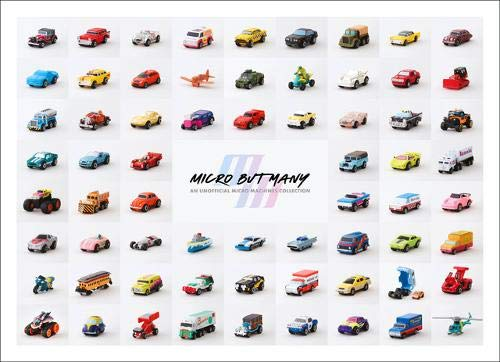 Micro but Many: an unofficial Micro Machines collection