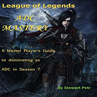 League of Legends ADC Mastery audiobook cover art