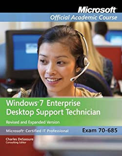 microsoft enterprise desktop support technician