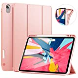 Ztotop Custodia per iPad PRO 11 Pollici 2018, Ultra Smart Cover con Pencil...