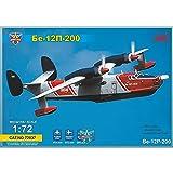 Maqueta de avión Be-12p-200