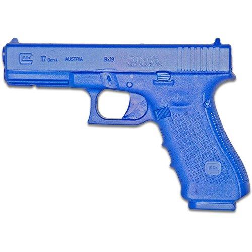 BlueGuns Training Replica Handgun, Non Weighted, Blue, Compatible with Glock 17 22 31...