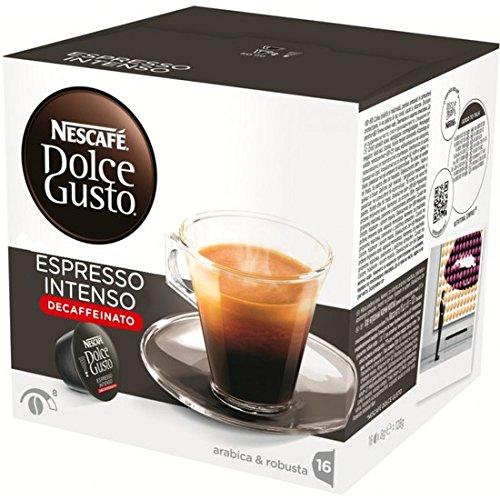 Dolce Gusto–Espressomaschine Intenso Koffeinfrei