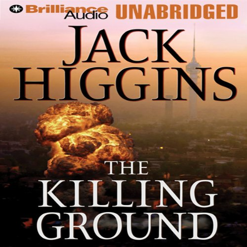 The Killing Ground audiobook cover art