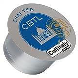 The Coffee Bean & Tea Leaf Black Tea Chai Capsules Single-Serve CBTL Capsules for The Coffee Bean & Tea Leaf Single Serve Caffitaly System Machines, 10 Count Box