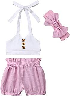 infant halter top