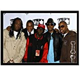 wzgsffs Tribe Called Quest Wall Art Poster and Prints Print