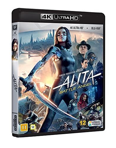 Twentieth Century Fox Alita : Battle Angel - Blu Ray 4K