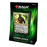 Best Commander Decks - Magic: the Gathering - Commander 2018 - Nature's Review
