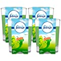 Febreze Scented Air Freshener Candle, Gain Original, 6.3 Oz, 4 Count