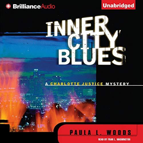 Inner City Blues audiobook cover art